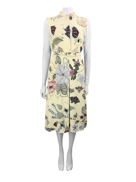Vestido Gucci Regata Floral by Kris Knight