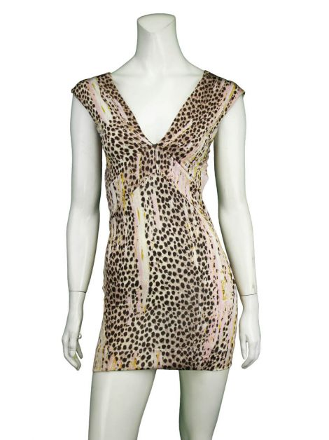 Vestido Just Cavalli Anima Print