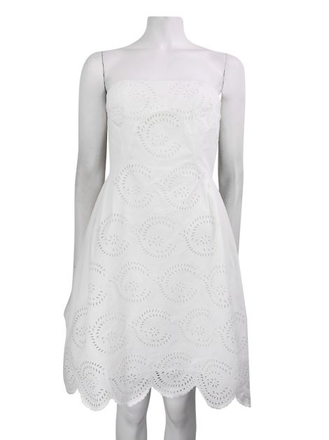 Vestido Marc by Marc Jacobs Tecido Off White