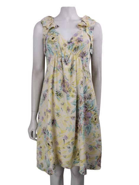 Vestido Mixed Estampa Floral