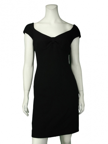 Vestido Moschino Cheap and Chic Curto Preto