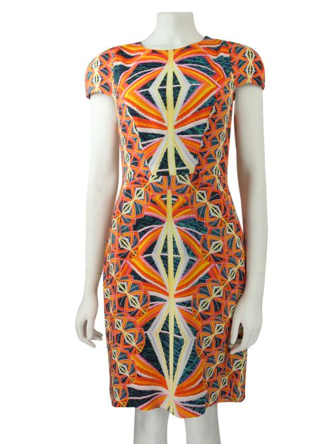 Vestido Peter Pilotto Estampado