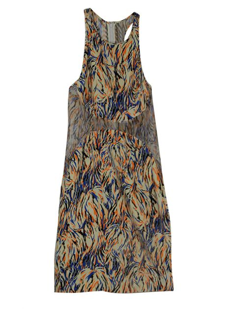 Vestido Stella McCartney Nadador Estampado