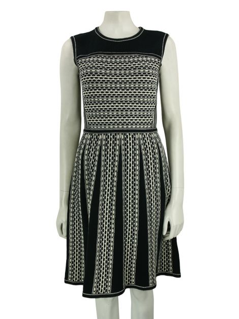 Vestido Tory Burch Monique Tuck Stitch Knit