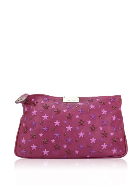 Clutch Jimmy Choo Zulu Pink