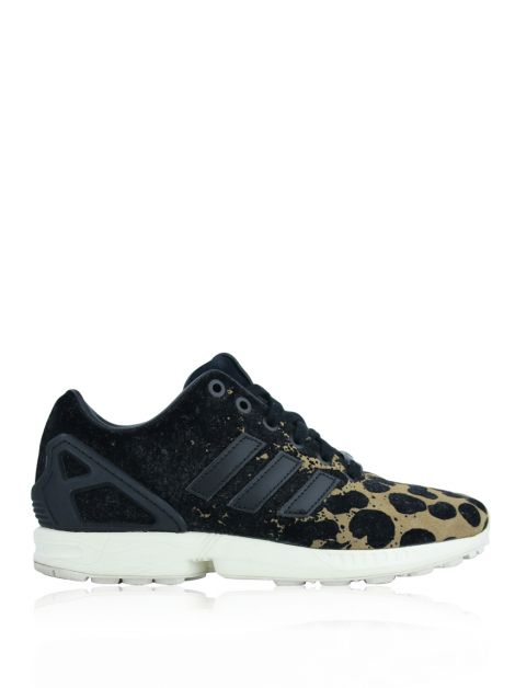 Tênis Adidas Zx Flux Animal Print