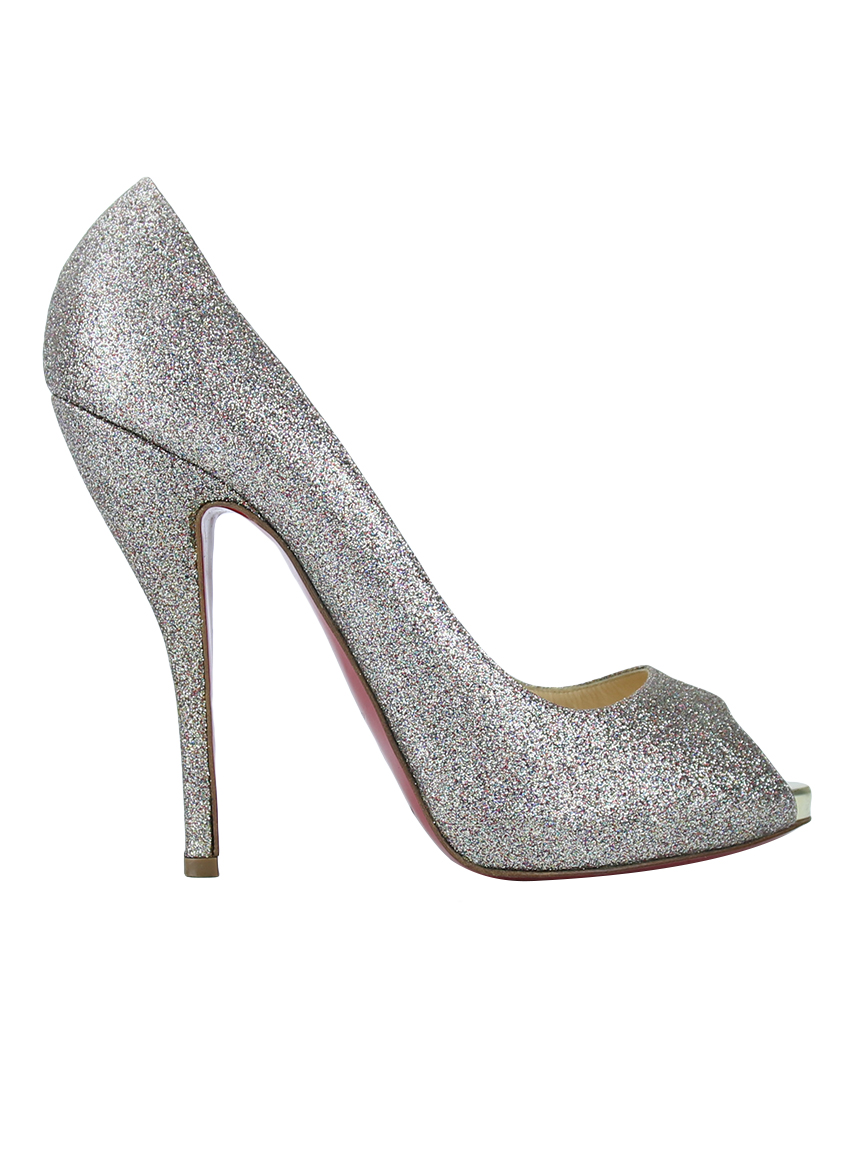 low priced 86d94 1c7d4 Sapato Christian Louboutin New Very Prive