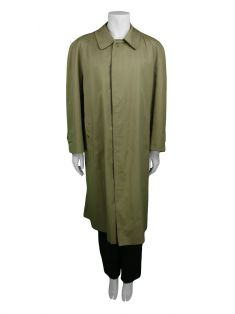 Trench Coat Burberry's Classic Bege Masculino