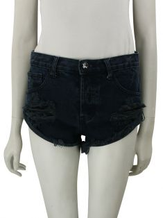 Shorts One By OneTeaspoon Bandits Jeans Marinho