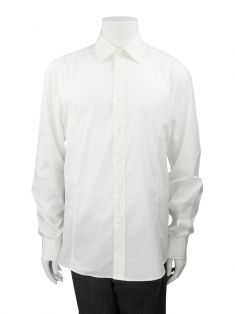 Camisa Gucci Fitted Off-White Masculina
