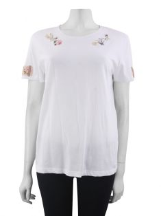 Blusa Red Valentino Bordado