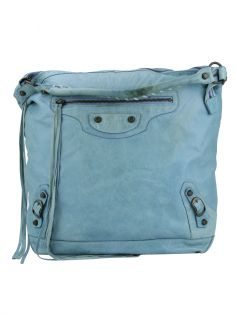 Bolsa Balenciaga Day Bleu Tropical