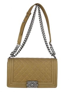 Bolsa Chanel Boy Medium