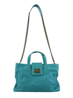 Bolsa Chanel Retro Girl Verde