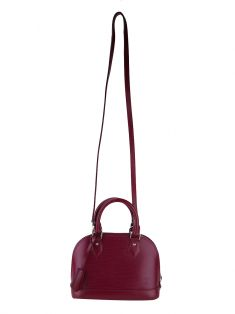 Bolsa Louis Vuitton Alma BB Freesia Fuchsia
