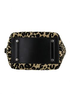 Bolsa Louis Vuitton Limited Edition Leopard North-South