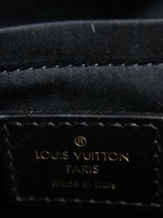 Bolsa Louis Vuitton Motard After Dark Preta