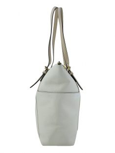 Bolsa Michael Kors Jet Set Off-White