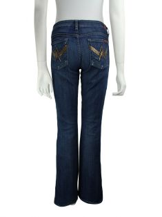 Calça Seven For All Mankind A'Pocket Azul