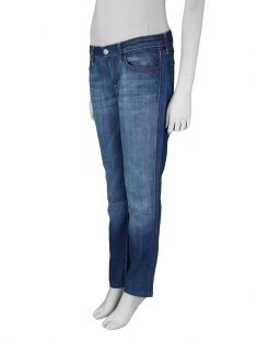 Calça Seven For All Mankind Kate Azul
