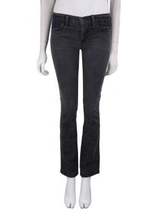 Calça Seven For All Mankind Straight Leg
