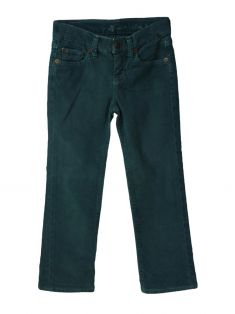 Calça Seven for All Mankind Straightleg Azul Infantil