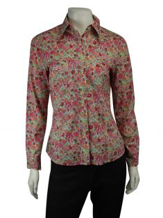 Camisa Cacharel Estampada Floral