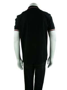 Camisa Polo Pringle Preta Masculina