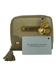Carteira Juicy Couture Etoupe