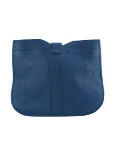 Bolsa Yves Saint Laurent ChYc Shoulder Azul