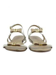 Flat Tory Burch Kailey Creme