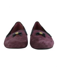 Loafer Tory Burch New Chandra Burgundy