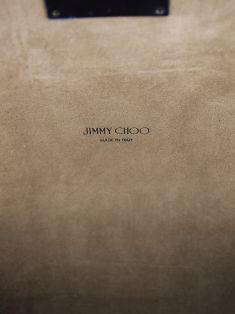 Bolsa Jimmy Choo Lockett Petite Hazelnut Mix