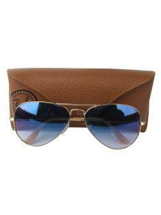 Óculos Ray Ban Aviator Large Metal Degradê