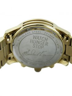 Relógio Michael Kors MK 8315 Watch Hunger Stop