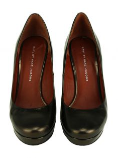 Sapato Marc by Marc Jacobs Couro