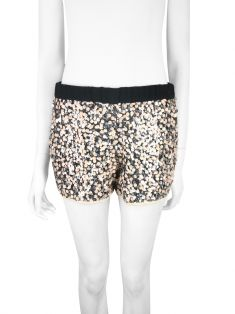 Shorts Diane Von Furstenberg Suki All Over Paêtes