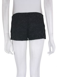 Shorts Prada Mini Renda