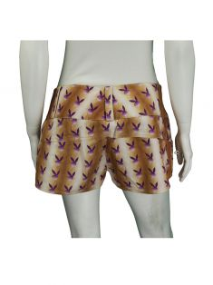 Shorts Raia de Goeye Estampa Playboy
