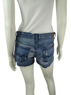 Shorts Seven For All Mankind Jeans Destroyed