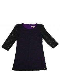 Vestido Juicy Couture Renda Infantil
